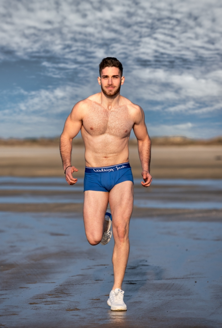 Men's Underwear 2020: Walking Jack's Bluebird Collection